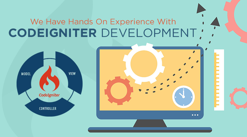 Build Dynamic & Robust Web Apps by CodeIgniter Development