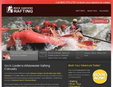Rock Gardens Rafting